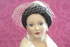 The ASHTON- DRAKE BRIDE DOLL Beth's 1960's Wedding dress