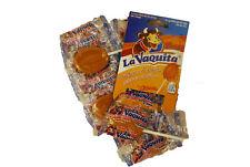 La Vaquita Paleton de Cajeta (Milk Caramel pop) Made with milk 10pcs-4.9oz