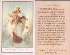 SANTINO DELLA  B.V. DEL CARMINE  N.2860