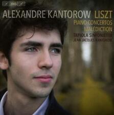 Pianoforte concerti di A. Kantorow, Tapiola Sinfonietta ibrido SACD