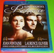 REBECA / REBECCA Alfred Hitchcock - English Español - Bluray AREA B - Precintada