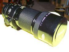 CANON FD 300 / F4 TELEPHOTO LENS