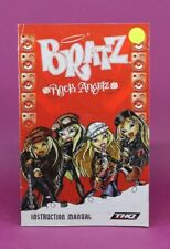 INSTRUCTION BOOKLET/MANUAL ONLY FOR BRATZ ROCK ANGELZ  PS2 (NO GAME) 😱OZ SELLER