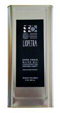 Huile d'olive extra vierge liopetra grecque extrait a froid 3 x 5 L (15L)