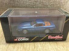 CHEVROLET CORVETTE C4 ZR1 COUPE BLUE 1:43 CORGI DETAIL CARS MODEL * VGC BOXED *