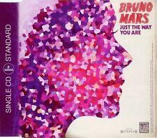 BRUNO MARS - JUST THE WAY YOU ARE - 2 Track CD-Maxi ( 2 Versionen )  NEUWARE !!!
