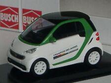 Busch SMART FORTWO CAMPIONE des Jahres 2013, modello speciale - 46134