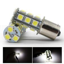 2x Ampoules 18 LED SMD Culot 1156 BA15S P21W Clignotants Feu de Recul Lampe