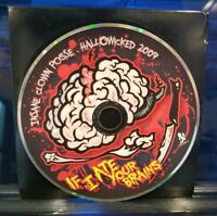 Insane Clown Posse - If I Ate Your Brains Hallowicked 2009 CD rare twiztid icp