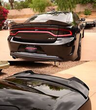 Stealth Wicker Bill 2 Piece Design Spoiler 2015-2017 Dodge Charger SRT Hellcat