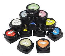 12 Colores Pintura Escultura Tallada Pegamento Uv Gel Nail Art modelización Set 3d 997x