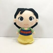 "Disney Funko Mulan Plush Doll Princess 7"" Collectable Stuffed Toy"