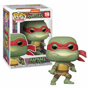 Teenage Mutant Ninja Turtles - Raphael Pop! Vinyl Figure + POP PROTECTOR