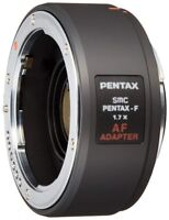 USED SMC PENTAX F 1.7X AF Adapter Teleconverter Lens RICOH Fast Shipping