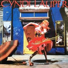 CYNDI LAUPER She's So Unusual CD BRAND NEW Bonus Tracks
