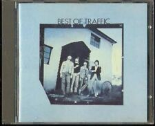 CD: Traffic: The Best Of Traffic, Island 74321-12860 2