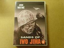 DVD / SANDS OF IWO JIMA ( JOHN WAYNE )
