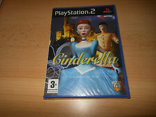 PLAYSTATION 2 PRECINTADO CINDERELLA PS2 PAL