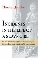 Incidents in the Life of a Slave Girl--CANCELLED (A Harvest/Hbj Book) by Harrie