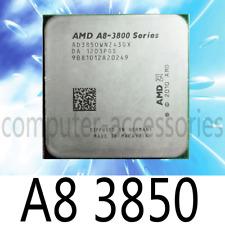 AMD A8-series A8-3850 2.9 GHz 4 MB FM1 Quad-Core CPU Processor