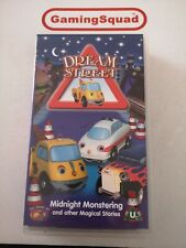 Dream Street, Midnight Monstering VHS Video PAL, Supplied by Gaming Squad