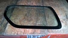 SUZUKI JIMNY N/S passenger's side rear quarter glass window