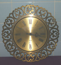 Vintage Antique Wall Clocks with Quartz Movement