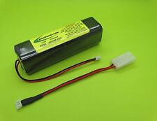 TWICELL ENELOOP 2500mA SANYO Tx BATTERY FITS JR SPEKTRUM DX6 / MADE IN USA