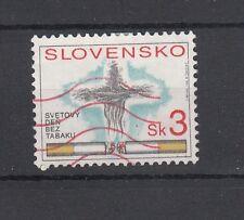 Slovacchia 1994 Giornata mondiale del tabacco linguellato