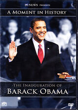 The Inauguration of Barack Obama: A Moment in History (DVD,2009) New