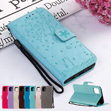 Leather Wallet Case For iPhone 7 8 6 6S Plus 11 Pro Max X XS XR Flip Phone Cover