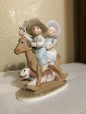 "Homco ""Onward, Christian Soldiers!"" Circle of friends Porcelain Figurine"