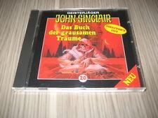 (k3) CD Fantômes chasseur John Sinclair 20 le livre des cruel rêves directeurs C