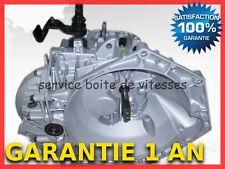 Boite de vitesse Fiat Ducato 2.3 MJ 20GP16 BV6 1an de garantie