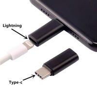 ✅Lightning zu Typ C Adapter 8-Pin Lightning Buchse auf USB-C Stecker iPhone iPad