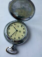 Vintage pocket watch Molnija USSR. редкие карманные часы МОЛНИЯ СССР