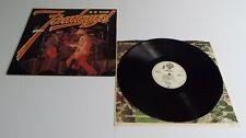 ZZ Top Fandango Vinyl LP + Inner Sleeve - EX