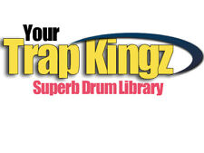 Trap Kingz Southern Style Trap Drum Library And Effect Kits Over 600 Sounds