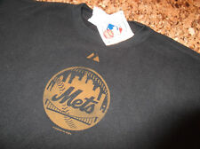 NWT - MAJESTIC - MLB NEW YORK METS FLEECE SWEATSHIRT - XL - GENUINE MERCHANDISE