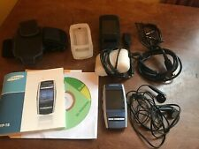 Samsung YP-T8 MP3 Digital Audio Player Lot Accessories Software Works