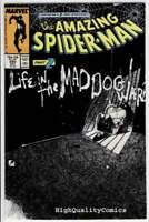 Amazing SPIDER-MAN #295, Mad Dogs, Kyle Baker, 1963, VF/NM