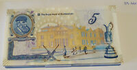 GENUINE RBS £5 NOTE 250 YEARS OF ROYAL AND ANCIENT UNCIRCULATED (39.461f)