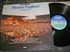 BILLY GRAHAM MISSION ENGLAND VOLUME 2 LP CLIFF RICHARD GEOPGE HAMILTON NEAR MINT