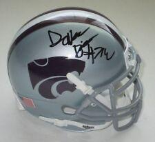 DALTON RISNER Autographed KANSAS STATE Mini Helmet-DENVER BRONCOS