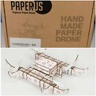 PAPERUS Paper Hand Made Drone Flower Color + 2 spare drone kits