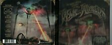 """JEFF WAYNE'S THE WAR OF THE WORLDS """"THE NEW GENERATION"""" DELUXE CD-SONY MUSIC"""