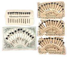 Mercerie 1900, épingles fantaisies, aiguille, couture, mode