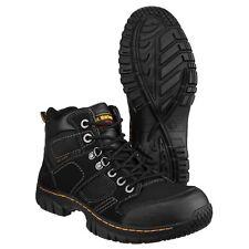 Dr Martens Benham Botas de Seguridad Ligero Caminante Puntera de Acero Zapatos