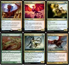 Mizzet Flash Deck - Niv-Mizzet - Enigma Drake - MTG Magic Gathering 60 cards