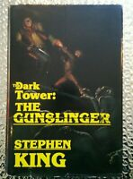 STEPHEN KING DARK TOWER: The GUNSLINGER First Edition Stated Donald M Grant 1982